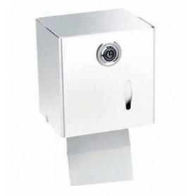 Distributeur de papier hygiénique mixte en métal