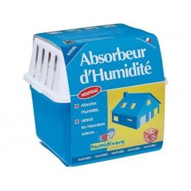Absorbeur d'humidité + 1 recharge - Unité