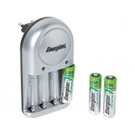 Chargeur Accus + 4 accus AA
