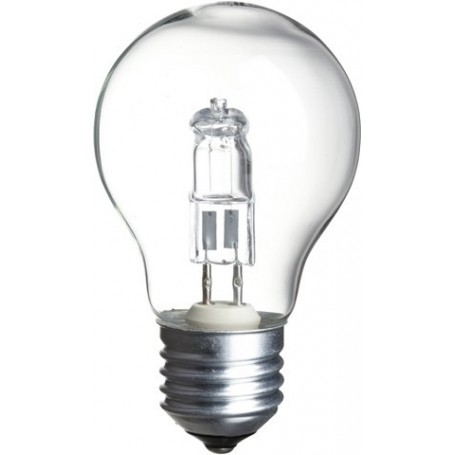 Ampoule éco halogène E27 42W