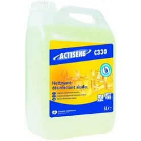 Dégraissant désinfectant Actisène C330 - Bidon de 5L