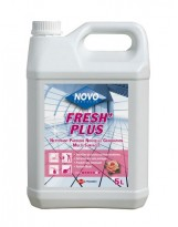 Détergent multi-surfaces surodorant floral Fresh Plus - Bidon de 5L