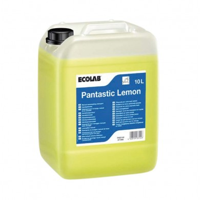 Détergent plonge Pantastic Lemon - Bidon de 20 L