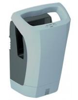 Sèche-mains automatique surpuissant Stell'air gris métal