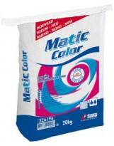 Matic Color - Lessive Linge poudre toutes couleurs - Sac de 20 kg