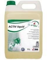 Lessive linge Green Care Activ liquid - Bidon de 5 Litres