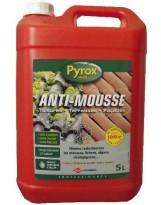 Antimousse PYROX AC - Bidon de 5L
