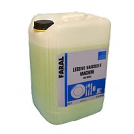 Liquide lavage vaisselle eau dure - Bidon de 10L