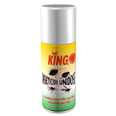 "Insecticide unidose ""one-shot"" King -Aérosol de 150ml"