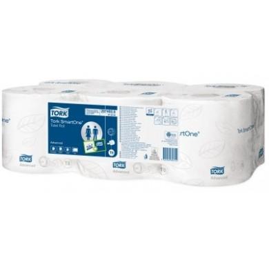 Papier Toilette Smartone Lotus Ou Tork T8 - Colis De 6 Rouleaux