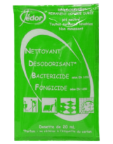 3D Détergent Désinfectant Désodorisant -Parfum Citron- 250 doses de 20ml