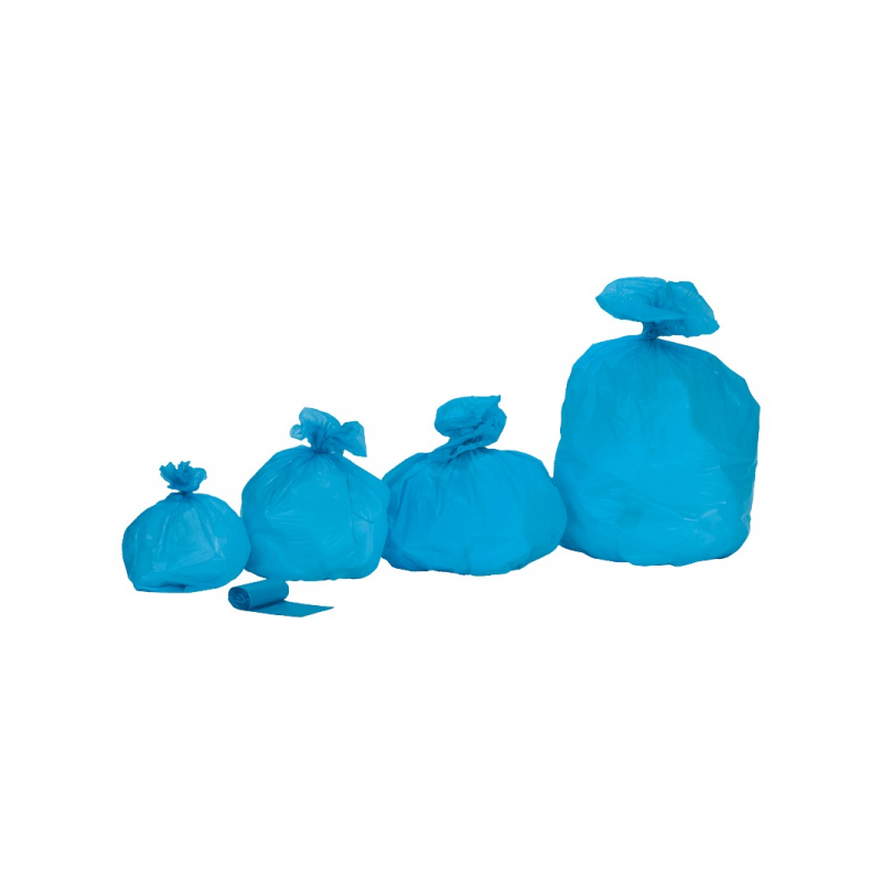 sac poubelle 50 litres hd bleu colis de 500. Black Bedroom Furniture Sets. Home Design Ideas