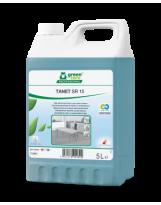 Tanet SR15, nettoyant écologique sols et surfaces à base d'alcool - Bidon de 5 Litres