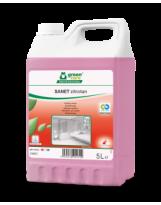 Sanet Zitrotan, nettoyant sanitaire écologique - Bidon de 5 Litres
