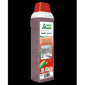 Sanet Alkastar, nettoyant écologique sanitaire alcalin - Flacon de 1 Litre