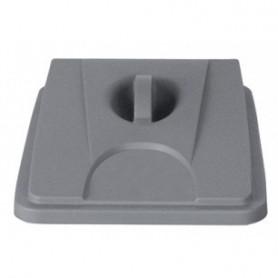 Couvercle gris pour collecteur JVD 60 et 80 L