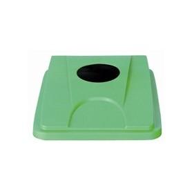 Couvercle vert pour collecteur JVD 60 et 80 L