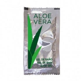 Gel douche Aloe Vera en dose de 10ml - Colis de 1000