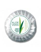 Savonnette hôtel 20g Aloe Vera - Colis de 500