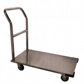 Chariot de transport en acier capacité 100kg