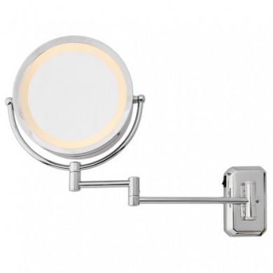 miroir salle de bain mural 2 faces 230v grossissant x3 halvea. Black Bedroom Furniture Sets. Home Design Ideas