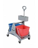 Chariot de lavage Tristar30 BASIC + Avec bac produit