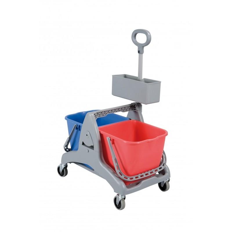 Chariot de lavage tristar30 basic avec bac produit halvea - Bac de lavage pour buanderie ...