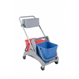 Chariot de lavage Tristar30 COMP avec bac produit