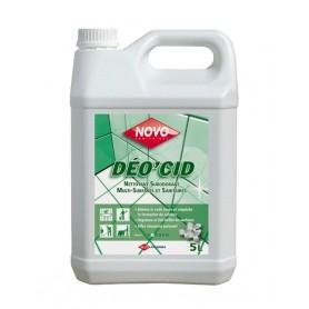 Nettoyant sur-odorant Multi-surfaces et Sanitaire Déo'Cid - Bidon de 5 Litres