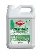 Déo'Cid, Nettoyant sur-odorant Multi-surfaces et Sanitaire - Bidon de 5 Litres