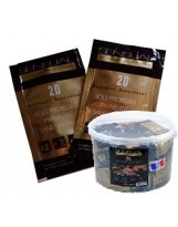 2D Sensual Vanilla, Détergent Sur-odorant parfum vanilla - Seau de 250 doses