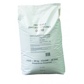 Absorbant Terre de Diatomée - Sac de 20kg