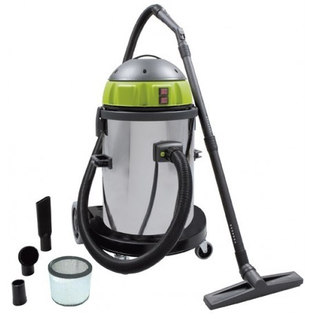 Aspirateur eau et poussière ICA inox YS 2400/45