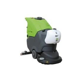 Auto-laveuse à batterie tractée ICA CT40ECS Pack