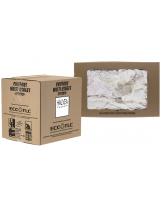 Chiffons d'essuyage, Nappage Blanc - Colis de 10kg