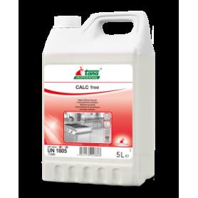 CALC free, détartrant hautement efficace - Bidon de 5 Litres
