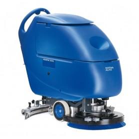 Auto-laveuse à batterie tractée Nilfisk Alto SCRUBTEC 553 BL COMBI