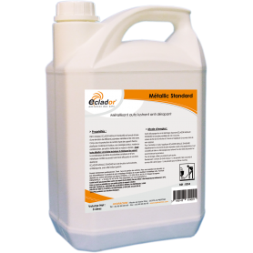 Cire métallisante haute performance antidérapante - Bidon de 5L