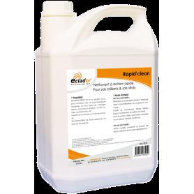 Nettoyant séchage rapide - Bidon de 5 Litres