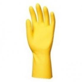 Gants de menage jaune - La paire