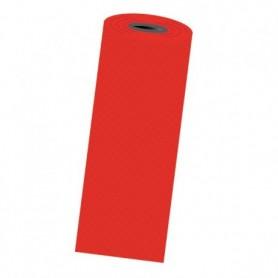 Nappe en rouleau Rouge 1,20x100m - Colis de 4