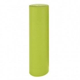 Nappe en rouleau Vert anis 1,20x100m - Colis de 4