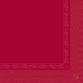 Serviettes 2 plis Bordeaux 40x40cm - Colis de 1600