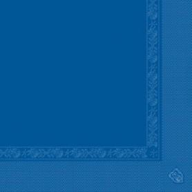 Serviettes 2 plis Bleu marine 40x40cm - Colis de 1600