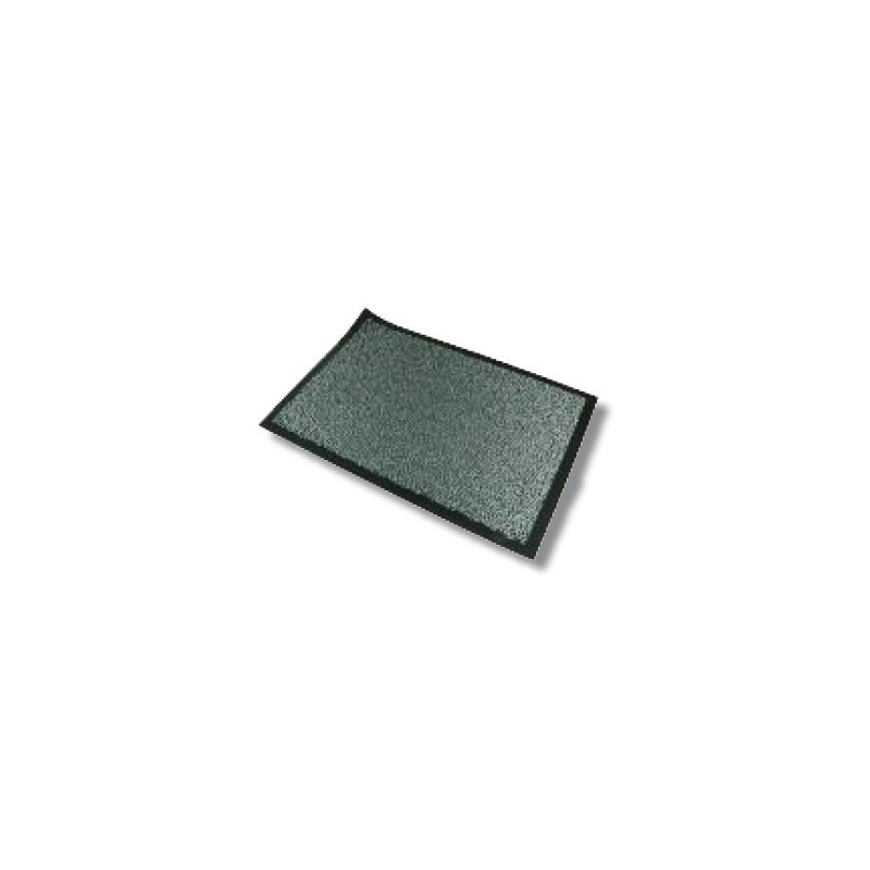 tapis anti poussi re absorbant gris anthracite 40x60 cm halvea. Black Bedroom Furniture Sets. Home Design Ideas
