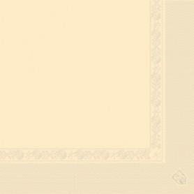 Serviettes 2 plis Ivoire 40x40cm - Colis de 1600