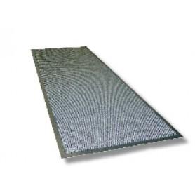 Tapis anti-poussière absorbant gris 120x180 cm