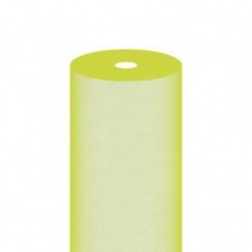 """Nappe Airlaid Texture """"Fil"""" Kiwi - Rouleau de 1,2x50m"""