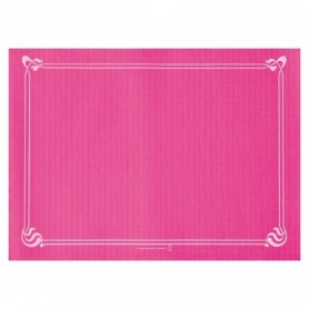 "Sets de Table ""Snack"" Fushia 30x40cm - Colis de 2000"