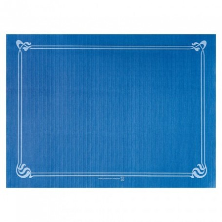 "Sets de Table ""Snack"" Bleu Marine 30x40cm - Colis de 2000"
